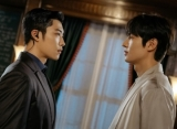 Lee Min Ho dan Wo Do Hwan Adu Ganteng di 'The King: Eternal Monarch', Fans Salfok Sosok Botak