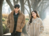 Seo Kang Joon dan Park Min Young Beradegan Intim, Rating 'When the Weather is Fine' Melesat