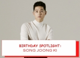 Birthday Spotlight: Happy Song Joong Ki Day
