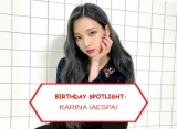 Birthday Spotlight: Happy Karina Day