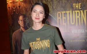 Laura Basuki Debut Film Horor di 'The Returning', Ngaku Nunggu Diganggu Makhluk Halus