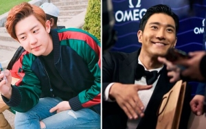 Pamer Selfie Bareng Chanyeol, Siwon Malah Minta Spoiler 'Memories of the Alhambra'