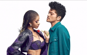 Cardi B Rilis Single Kolaborasi dengan Bruno Mars, 'Please Me'