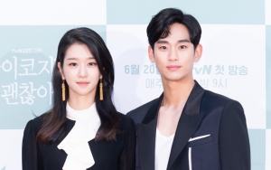 tvN Posting Ulang Video Kim Soo Hyun Gombali Karakter Seo Ye Ji di 'It's Okay to Not Be Okay'