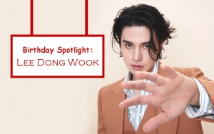 Birthday Spotlight: Happy Lee Dong Wook Day