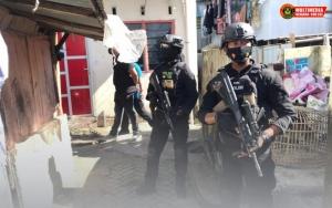 Gerilya Densus 88: Geledah Bekas Markas FPI Makassar Terkait Bom Gereja-Tangkap 3 Eks Petinggi FPI