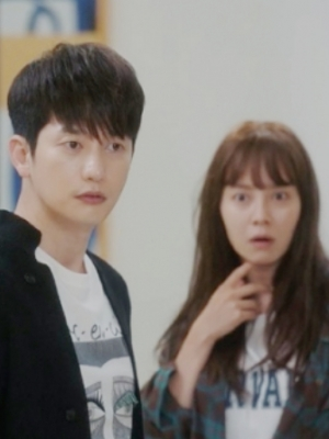 Adegan Ciuman Hot Park Shi Hoo dan Song Ji Hyo di 'Lovely Horribly' Dikomplain Netter