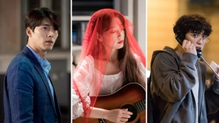 Poin Misterius Hyun Bin, Park Shin Hye dan Chanyeol di 'Memories of the Alhambra'