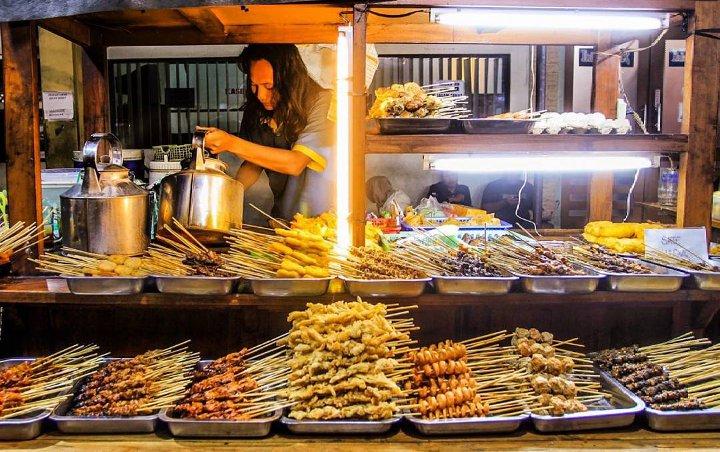 Angkringan Nasi Kucing | Kuliner Murah Cirebon