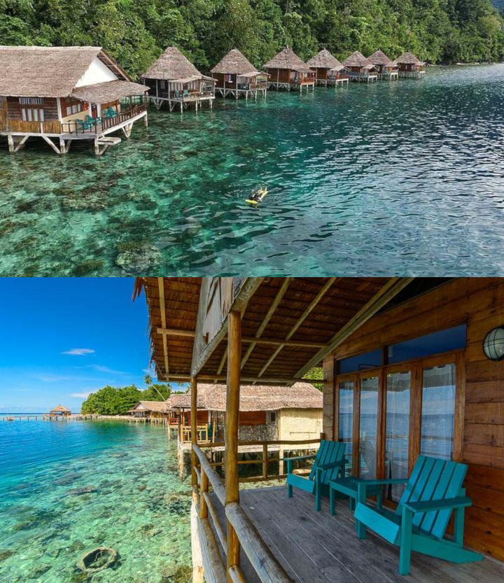 Ora Beach Resort di Maluku