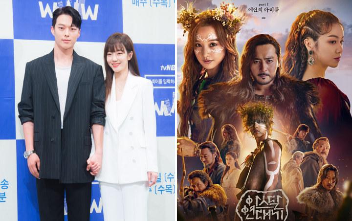 Netter rupanya mencibir 'Arthdal Chronicles' yang dipromosikan habis-habisan oleh tvN namun justru mengecewakan netter. 'Search: WWW' tayang setiap Rabu - Kamis malam.