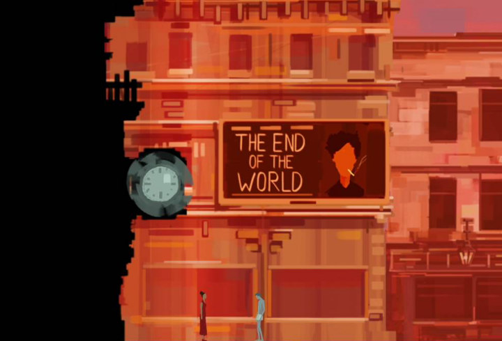The End Of The World games