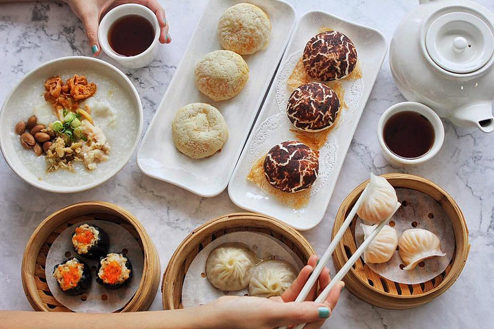 Rainbow Kitchen Bakal Bikin Kalian Puas Makan Dimsum Dengan 'All You Can Eat'