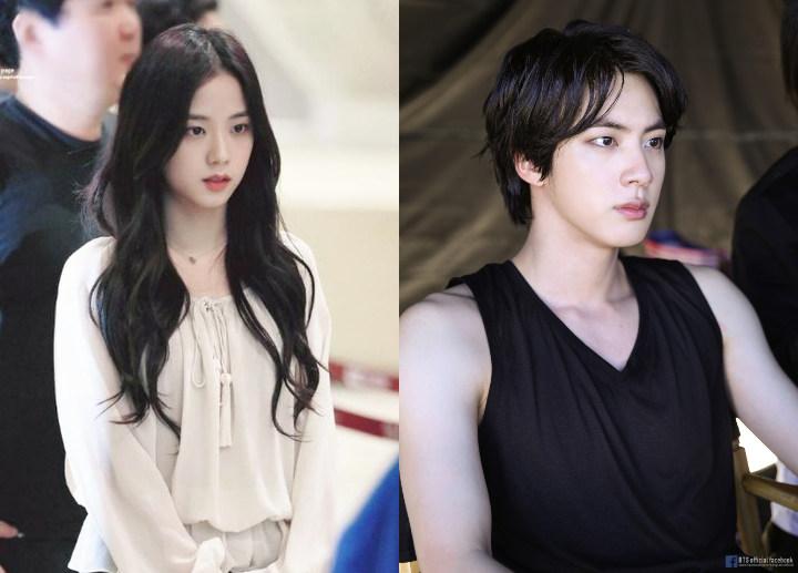 Jisoo Blackpink Disebut Mirip Jin Bts Setuju