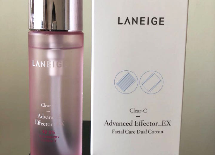 Laneige Clear C Advanced Effector EX