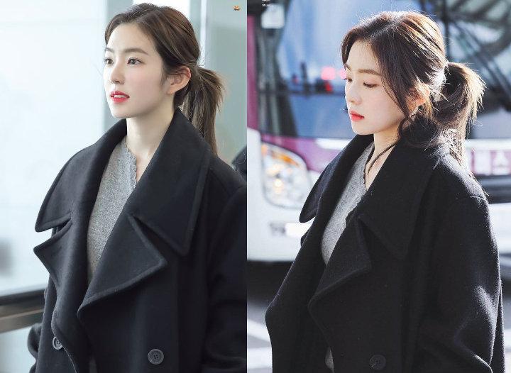 Cantik Banget, Visual Irene Red Velvet Nyaris Tanpa Make Up Dipuji Habis-Habisan