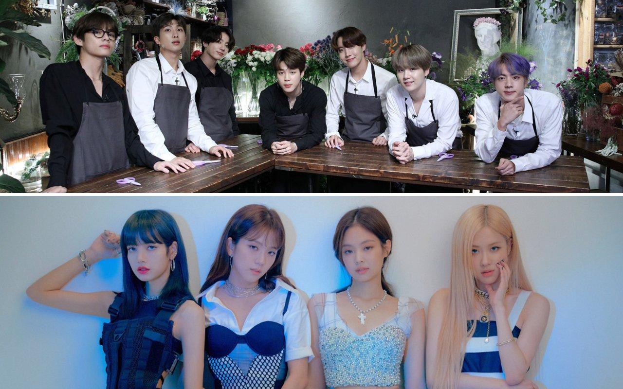 Gaon 2021: BTS Dan BLACKPINK Borong Piala, Ini Daftar Pemenang Lengkapnya