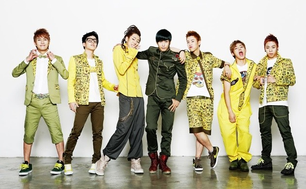 "Foto Block B Rilis Single ""Freeze"""