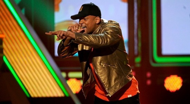 Foto Will Smith di Kids' Choice Awards 2012