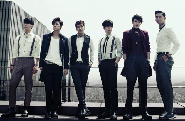 Foto 2PM di Teaser Album 'Grown'