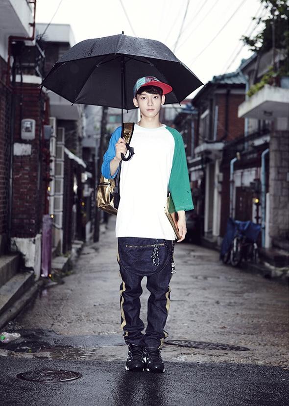 Exo Chen Growl