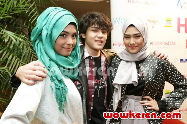 Foto Gala Premiere Film 'Hijabers in Love'