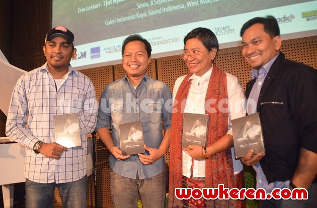 Foto Launching Album 'Symphonic Tales of Indonesia'