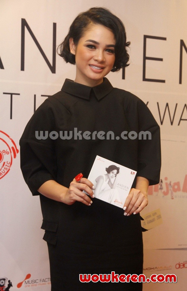 Foto Andien Luncurkan Album Baru Bertajuk 'Let It Be My Way'