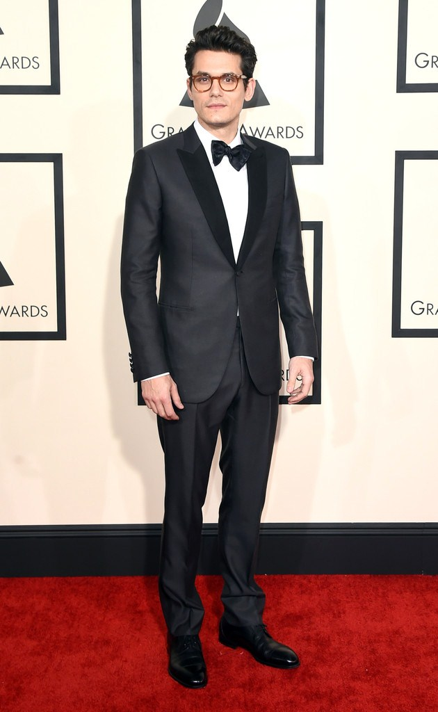 Foto John Mayer di Red Carpet Grammy Awards 2015