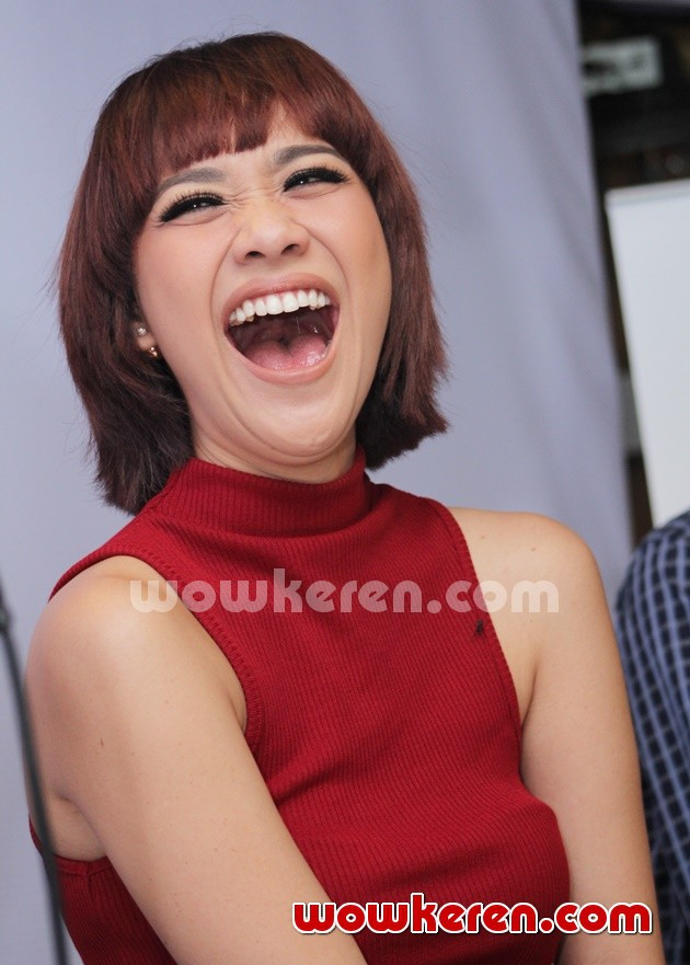 Foto Bunga Citra Lestari Launching Album 'Hit Singles and More'