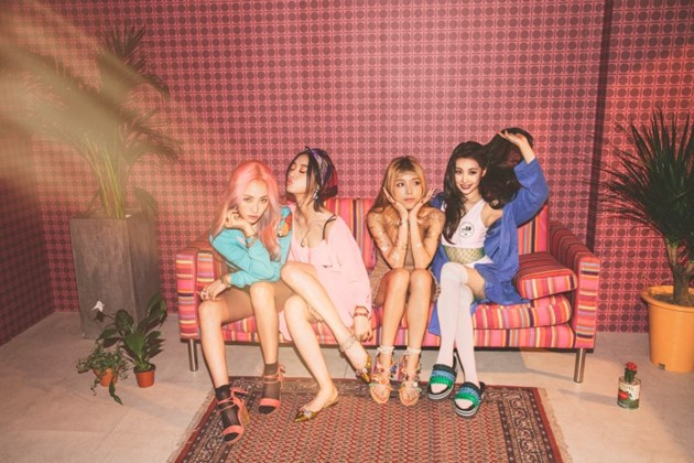 Foto Wonder Girls Photoshoot Single 'Why So Lonely'