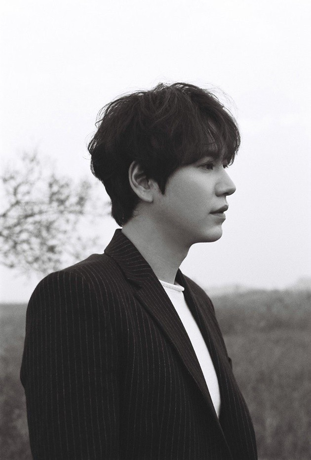 Foto Kyuhyun Super Junior Photoshoot Mini Album 'Waiting, Still'