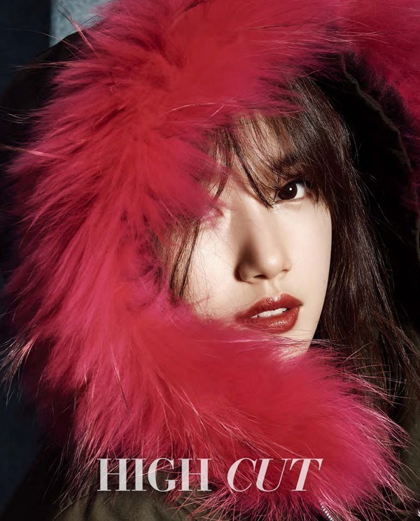 Foto Suzy miss A di Majalah High Cut Vol. 184