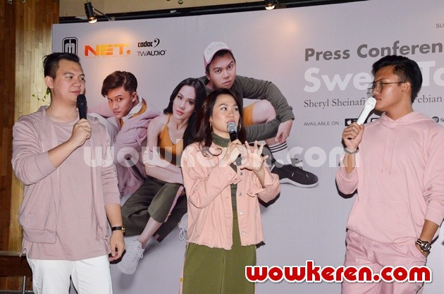 Foto Launching Single 'Sweet Talk'