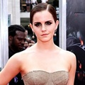 Emma Watson di New York Premier Harry Potter and the Deathly Hallows Part II