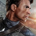 Poster Film 'Captain America: The First Avenger' : Captain America
