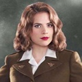 Poster Film 'Captain America: The First Avenger' : Peggy Carter