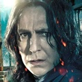 Poster 'Harry Potter and the Deathly Hallows: Part II' : Prof Severus Snape
