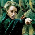 Poster 'Harry Potter and the Deathly Hallows: Part II' : Prof Minerva McGonagall