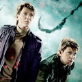 Poster 'Harry Potter and the Deathly Hallows: Part II' : Fred dan George Weasley