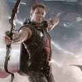 Concept Art dari Poster Film 'The Avengers' : Hawkeye