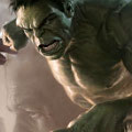Concept Art dari Poster Film 'The Avengers' : Hulk