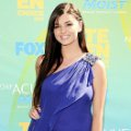 Rebecca Black di Red Carpet Teen Choice Awards 2011