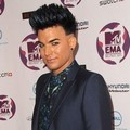 Adam Lambert di Red Carpet MTV EMA 2011