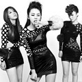 Photo Shoot Wonder Girls untuk album Wonder World
