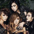 Brown Eyed Girls untuk promo album Sixth Sense