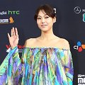 Kim Min Hee di Red Carpet Mnet Asian Music Awards 2011