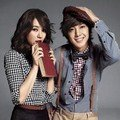 Kim Hyun Joong dan Yoon Eun Hye di Katalog Fashion Basic House Fall