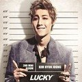 Kim Hyun Joong untuk Promo Single Lucky Guy