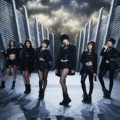 T-ara untuk Promo Hits Single Cry Cry Album Black Eyes